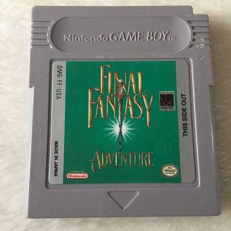 final fantasy game boy color rom