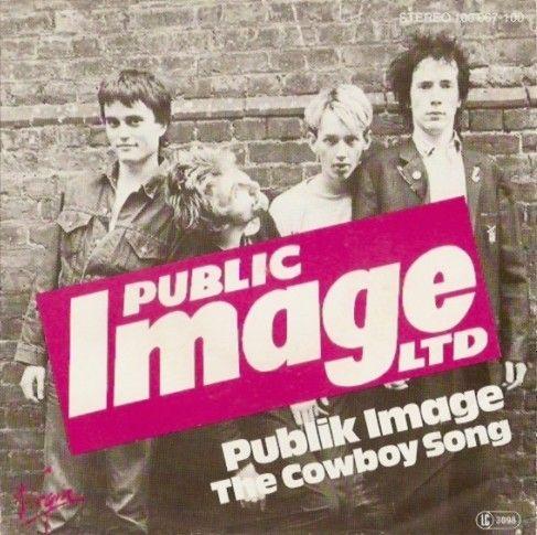"""""""Publik Image"""" by Public Image Limited."""