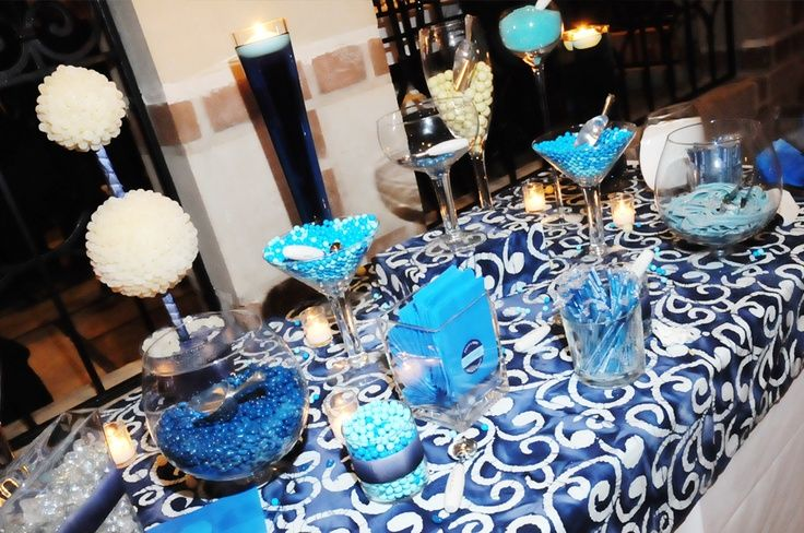 Zoot Suit Wedding Decorations | Candy Bar Wedding African ...