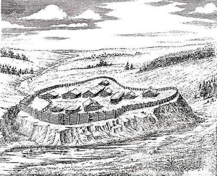 городище древний карельская - Google-haku
