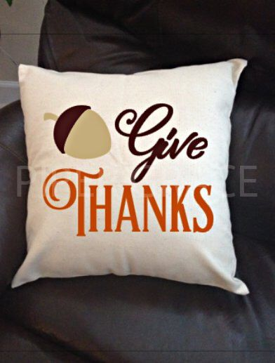 Fall Pillow Cover, Fall Decor, Fall Decorations, Fall Home Decor, Thanksgiving Decor by PiperGraceGifts on Etsy https://www.etsy.com/listing/252075056/fall-pillow-cover-fall-decor-fall