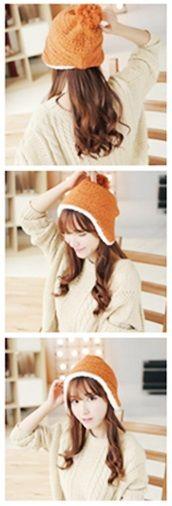 So cute!  http://www.amazon.com/Dealzip-Fashion-Vertical-Knitting-Cap-Pink/dp/B00OLSQI44/ref=sr_1_85?keywords=Lady+Winter+Hat+Cap&tag=dealspankcom-20