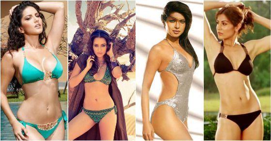 Hottest Bollywood Bikini Bodies.