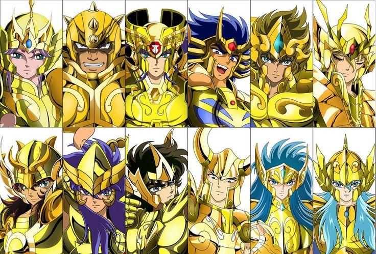 Gold Saints (Saint Seiya)