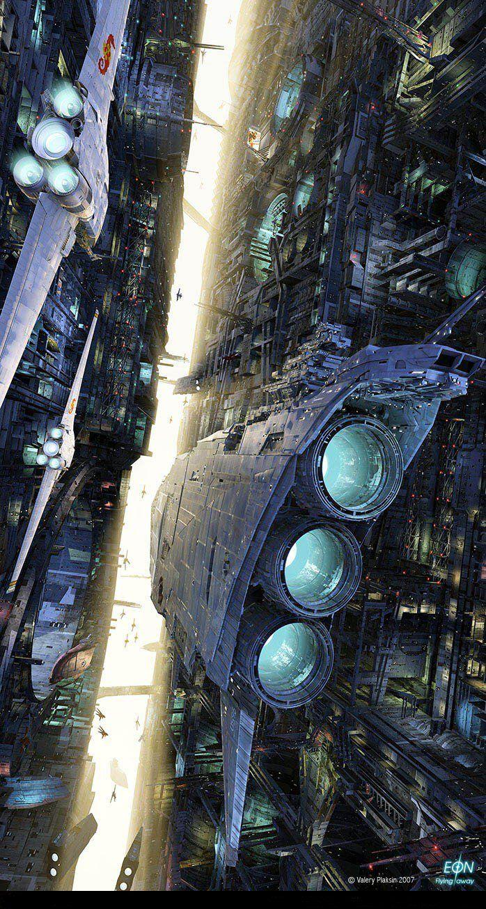 space art sci fi