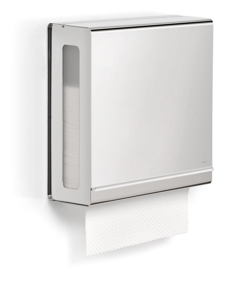 Touchless Stainless Steel C Fold Paper Towel Dispenser Blomus Paper Towel Dispensers Towel Dispenser Bathroom Paper Towel Holder