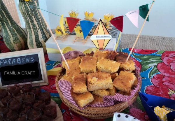 30 doces de festa junina  para reunir a família ou comemorar o aniversário  do seu filho! a309fbed982