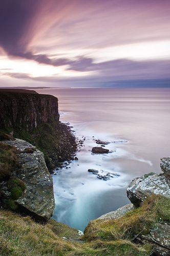Dunnet Head Caithness, #Scotland #Nature