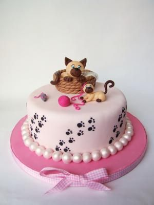 Cats Cake for this crazy cat lady!