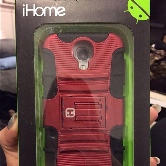 Galaxy S4 Samsung tough case Galaxy S4 Samsung tough case Ihome Other