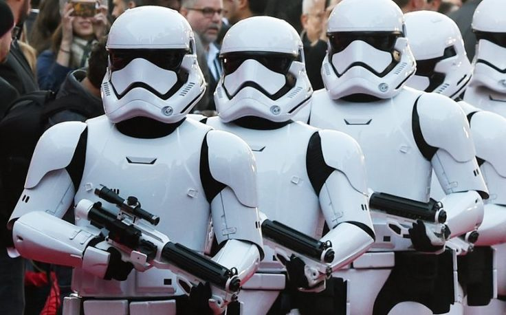 """Will 'Star Wars: the Force Awakens' ever shake up Disney's stock price? - https://movietvtechgeeks.com/will-star-wars-the-force-awakens-ever-shake-up-disneys-stock-price/-Everyone always assumes when a film breaks box office records like """"Star Wars: the Force Awakens"""" did, the studio, like Disney, would be just flooded with cash, but the Mouse House's stock price isn't reflecting that."""