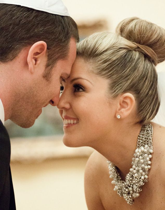 Wedding Hairstyles: Bridal Buns - Photography by Studio Carré