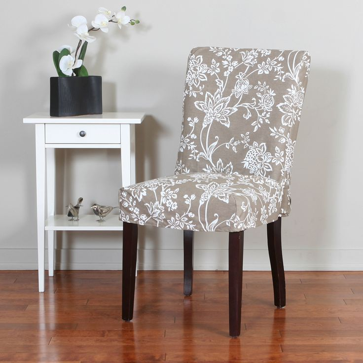 ideas about Dining Chair Slipcovers on Pinterest