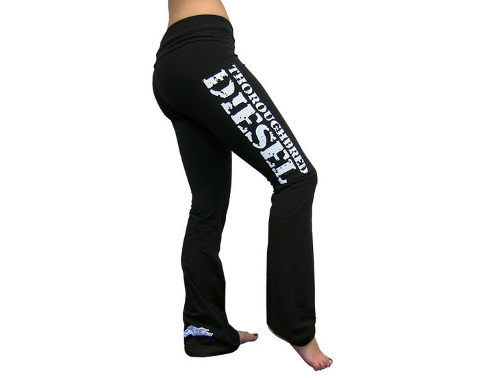 Tbred Diesel Yoga Pants!