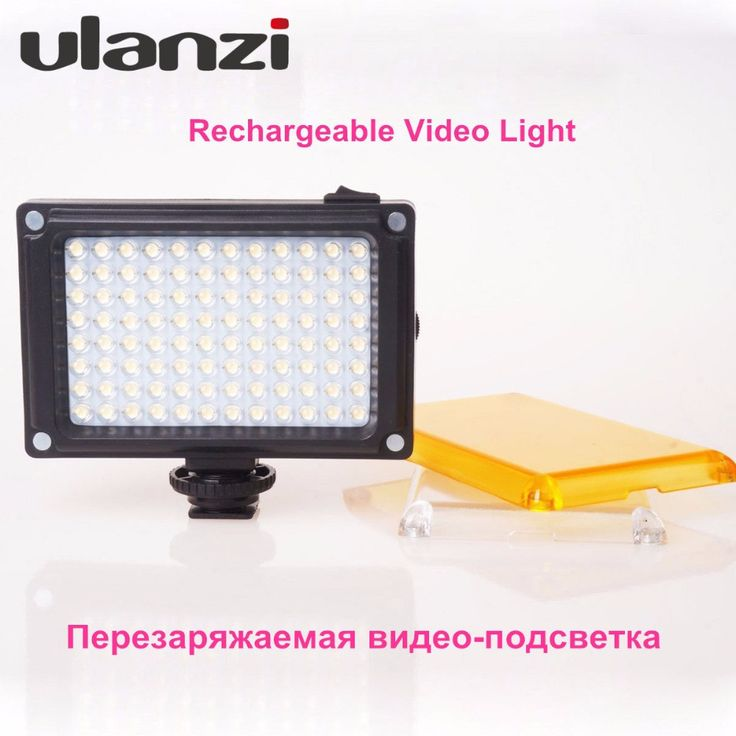 NEW High Quality 96 LED Photo Lighting on Camera Video Hotshoe LED Lamp Lighting for Camcorder Canon/Nikon DSLR