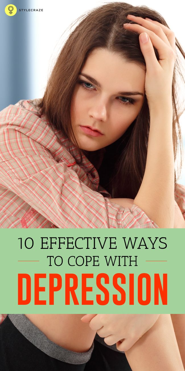 30 Effective Ways To Deal With Depression