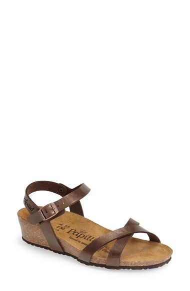 Birkenstock 'Papillio Alyssa' Wedge Sandal (Women) available at #Nordstrom