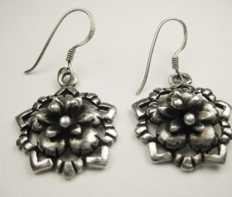 Boucles d'oreille florales | Colorient.com