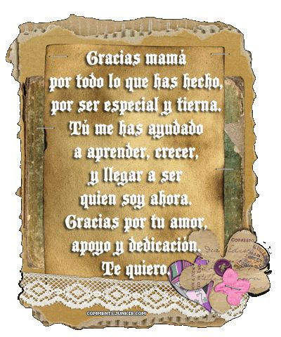 29 best hallmark vida images on pinterest connect spanish graphics spanish mothers day poem mothers day bookmarktalkfo Images