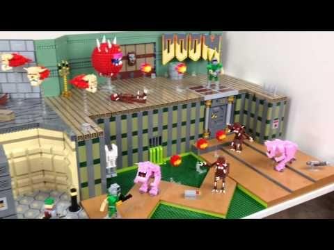 LEGO DOOM - YouTube