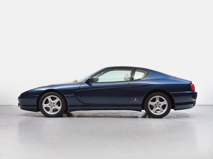1995 Ferrari 456 GT (assembly no. 18575) Auctionata - Classic cars 436   Berlin, 26 February