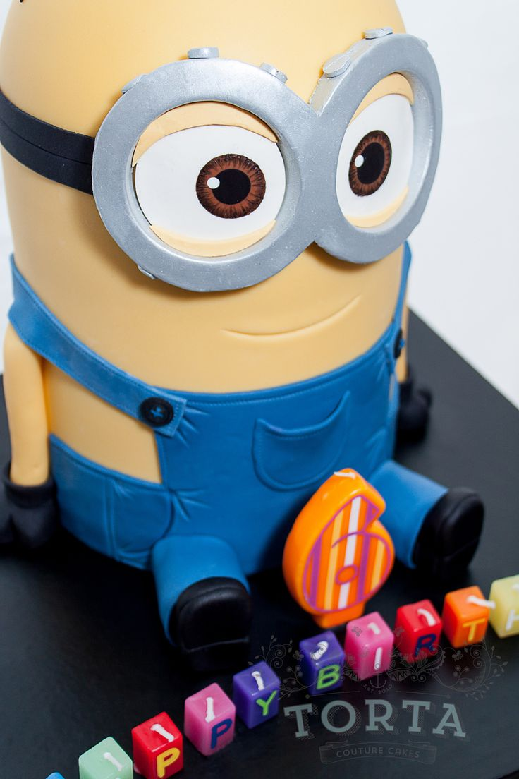 92 best Minions cake images on Pinterest Cake minion Minion