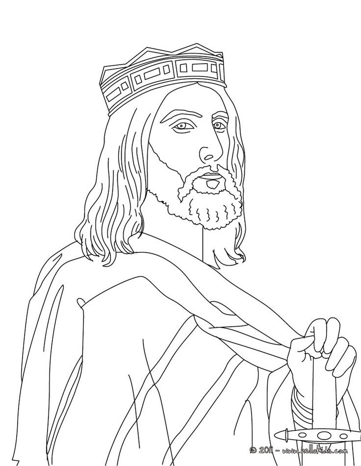 coloring pages middle ages - photo#14