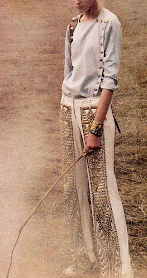 balmain: Jacket, Fashion, Style, Pants, Balmain Pants, Outfit, Boho Pants