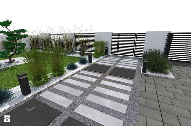 Ogród styl Nowoczesny Ogród - zdjęcie od ap. studio architektoniczne Aurelia Palczewska