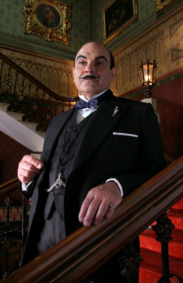 83 best Poirot images on Pinterest