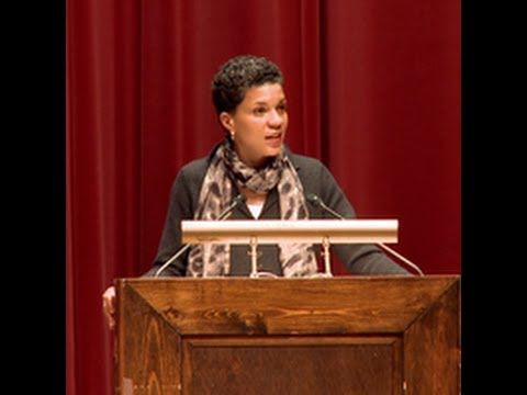 """Michelle Alexander, author of """"The New Jim Crow"""" - 2013 George E. Kent Lecture - YouTube  between 11-33 minutes, she encapsulates her book's argument within the narrative of how she was convinced, herself, that mass incarceration is the new jim crow"""