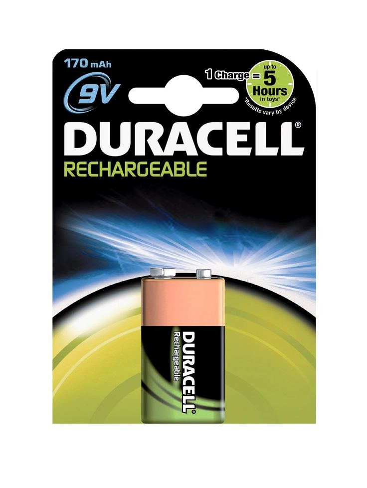 Rechargeable 9V Battery, http://www.littlewoodsireland.ie/duracell-rechargeable-9v-battery/1262909058.prd