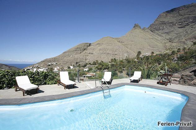 InterDomizil - Ferienhaus Gran Canaria Finca mit Pool 2584-71