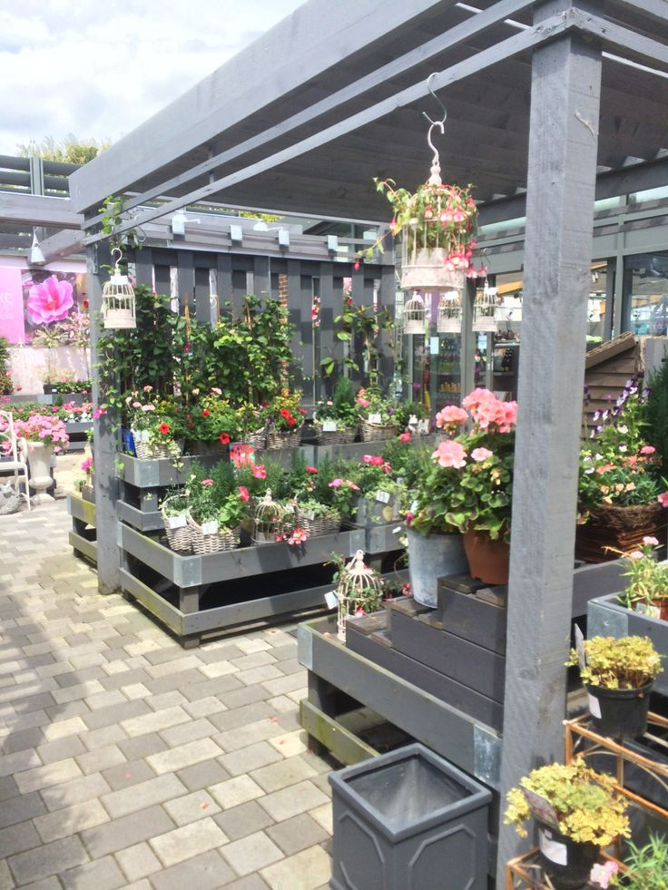 17 best images about outdoor garden centre displays on for Garden centre