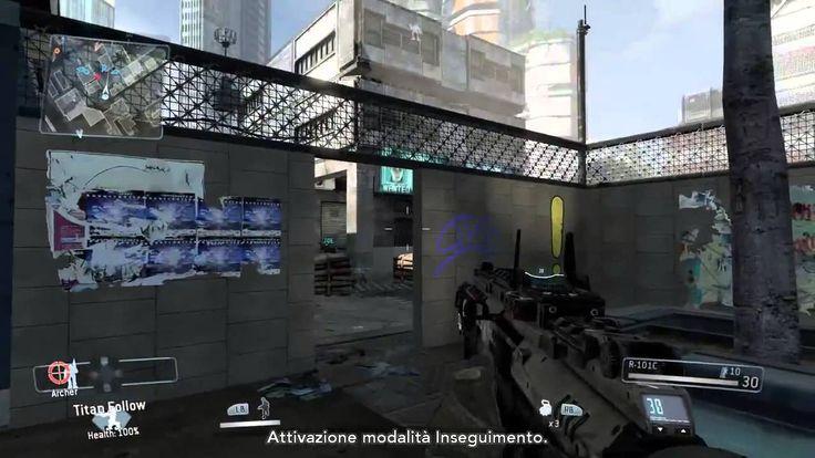 Preparati per Titanfall. Da alcuni dei creatori e sviluppatori di Call of Duty™, Titanfall è un nuovo universo che oppone il piccolo al grande, il naturale all'industriale e l'uomo alla macchina. I visionari di Respawn hanno tratto ispirazione dalla loro esperienza dei titoli d'azione in prima persona e con Titanfall si sono focalizzati nel portare qualcosa di eccitante nel mondo del gaming multiplayer di nuova generazione