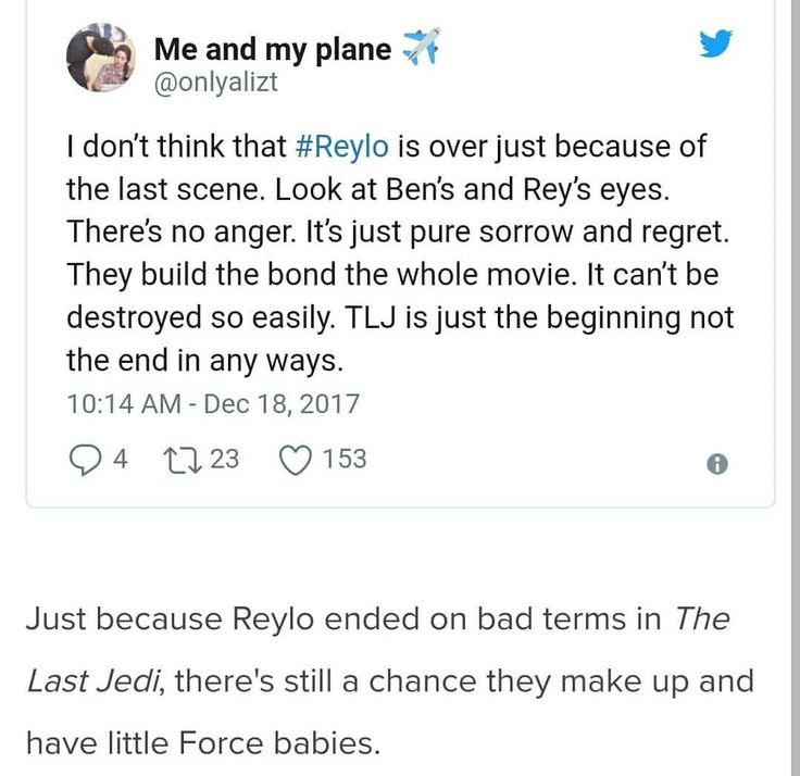 Of course Kylo and Rey are not over. There is a bond there that will not be broken. Imagine two leaders on two separate sides of a war who are in love with each other. What an amazing bit of character arc.