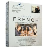 SmartFrench CD-rom: Learn French From Real French People (Windows 7/Vista/XP, Mac OSX) (CD-ROM)By SmartFrench