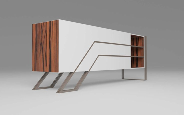 #Lacquered and #Metal Sideboard #inspiration #sideboard #interiordesign #designideas #home #homeinteriors #homeideas #homedesign #livingroom #moderndesign #furniture #portuguesedesign #homeinspiration #hometrends #trends #2017trends #room #interiors