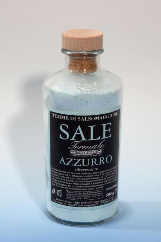 Sale Azzurro Disintossicante-Antietà 500 gr  Terme di Salsomaggiore