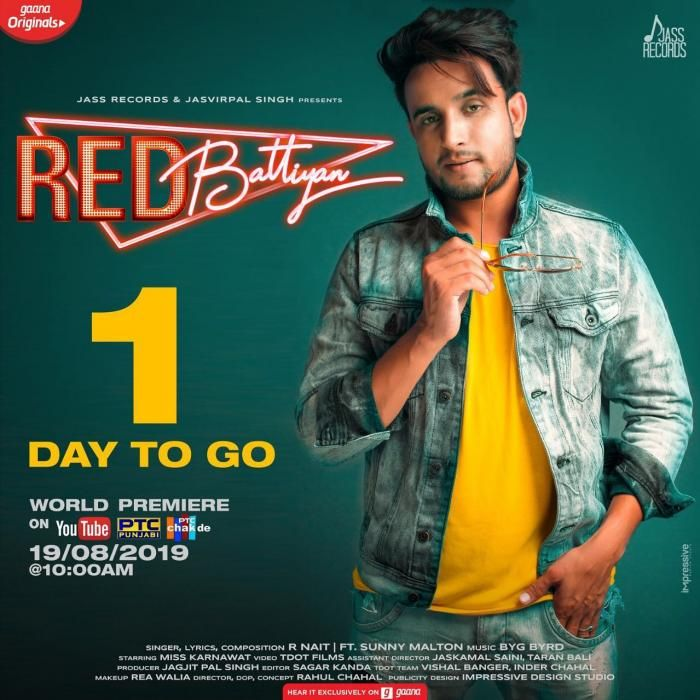 Red Battiyan By R Nait Sunny Malton Mp3 Punjabi Song Download And Listen Songs Mp3 Song Latest Music