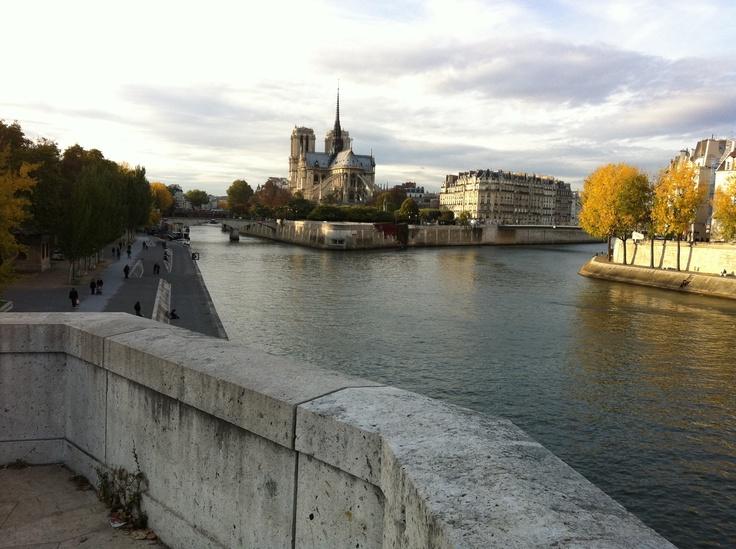 Pont de Sully - Notre Dame de Paris