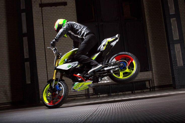 BMW Concept Stunt G 310 | Heldth
