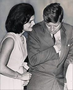 Jack and Jackie Kennedy 5eva — Their relationship us the most beautiful thing I...