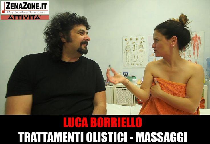 Luca Borriello è specializzato in trattamenti con strutture elettromedicali e trattamenti olistici. Operatore olistico del benessere è specializzato in massaggi di ogni tipo come il messaggio decontratturante, il drenaggio linfatico manuale, per arrivare al massaggio emozionale, il messaggio aromaterapico, il massaggio posturale e quello connett