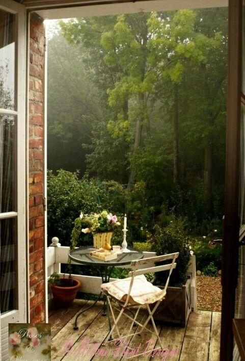 Oltre 25 fantastiche idee su giardini da balcone piccoli for Piccoli giardini da sogno