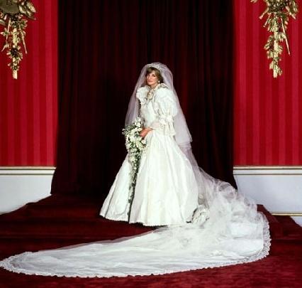 royal wedding gown photos
