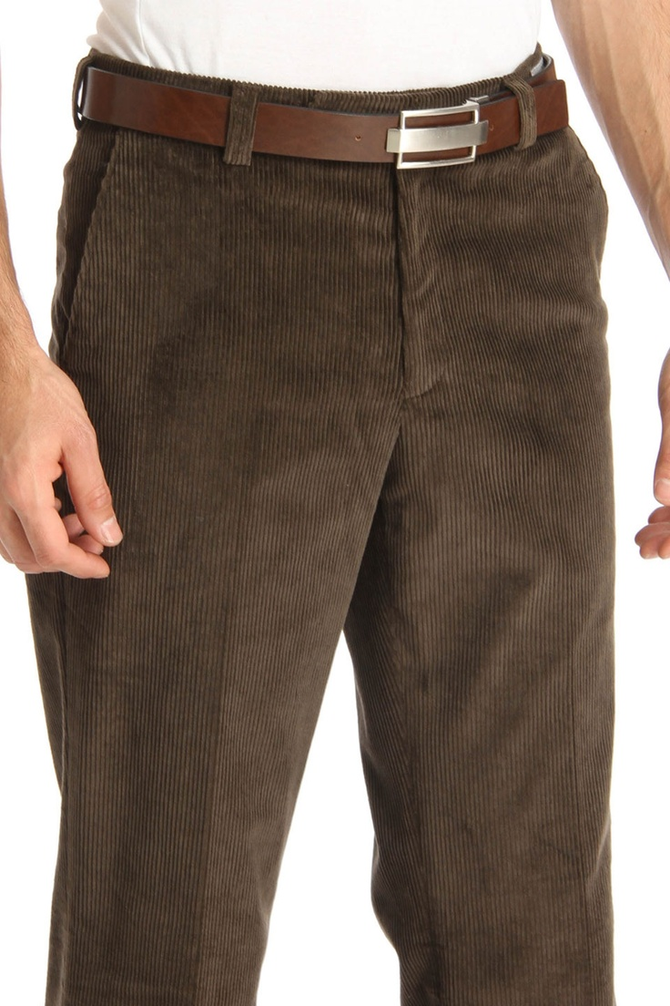 Corduroy Pants ~ Chocolate Brown | Nice Things for Men | Pinterest ...