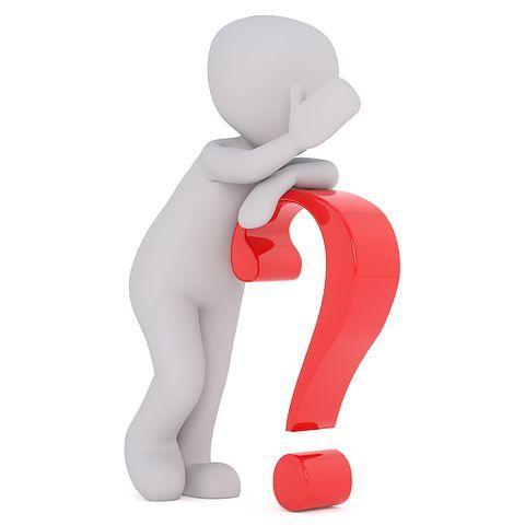 Pregunta, Signo De Interrogación