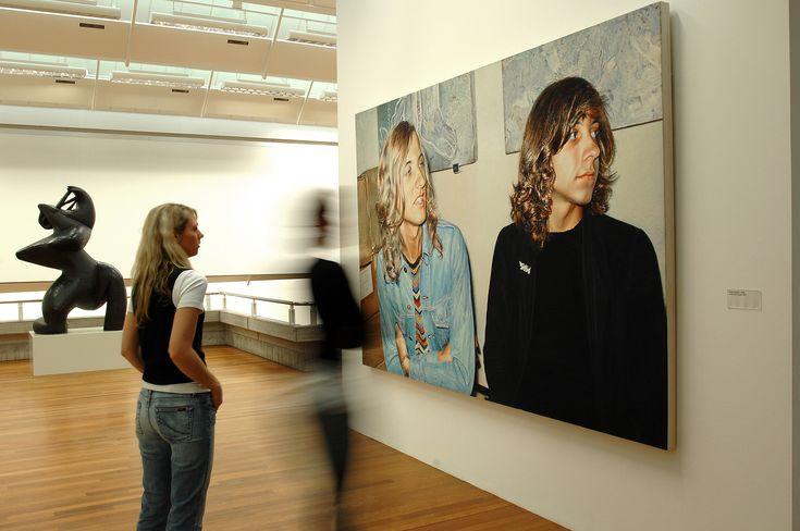 Swiss Art Gallery