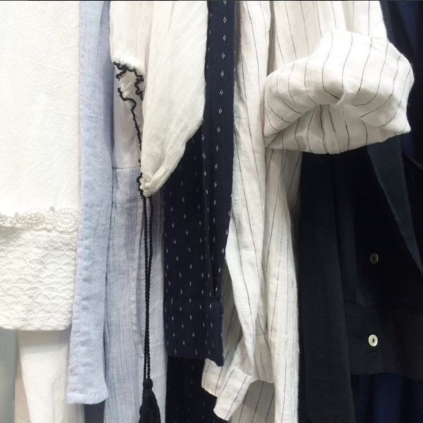 Skall studio SS16 cottons and linens Sustainable fashion